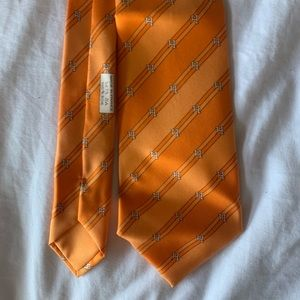 Hermes Accessories - Hermes Tie 100% Silk